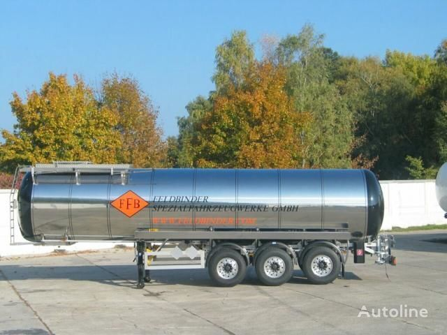 neuer FELDBINDER TSA 30.3-3 Chemie Tankwagen