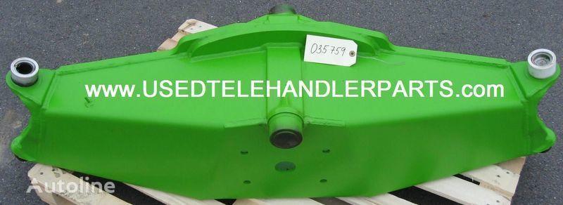 rám nápravy zadní č. 035759 Achse für MERLO Radlader
