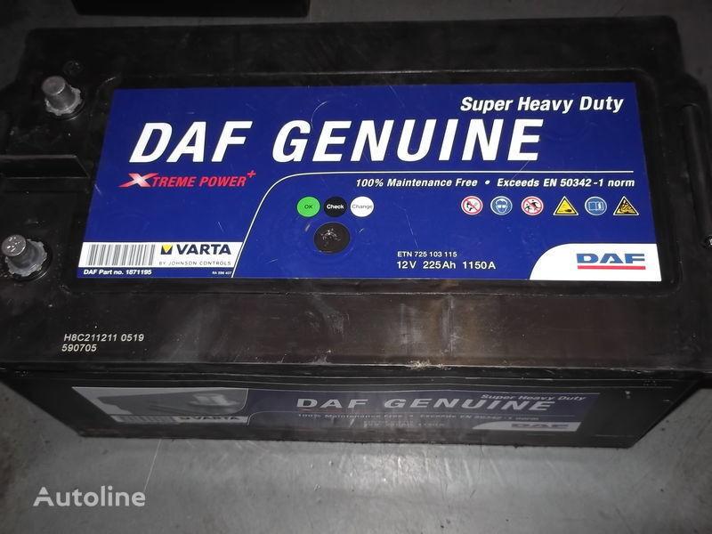 neuer 225Ah DAF XF 105  CF 85 Akkumulator für Bus