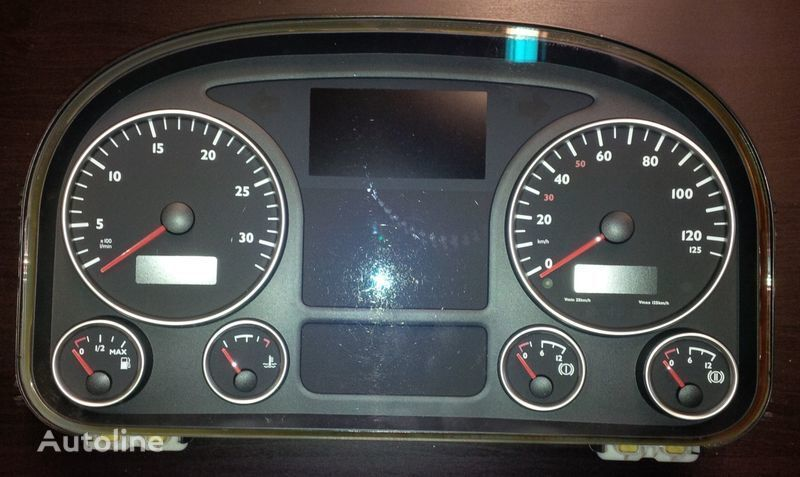DASH PANEL DASHBOARD Armaturenbrett für MAN TGX LKW