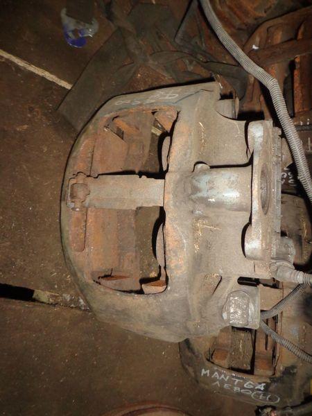 Bremssattel für MAN TGA Sattelzugmaschine