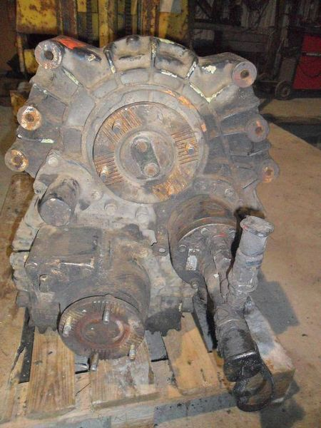 MAN 6X6 8X8    G 17002 Differential für LKW