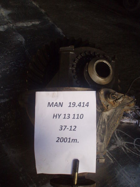HY 13.110 Differential für MAN 19.414 Sattelzugmaschine