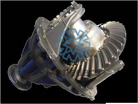 neuer Differential für MERCEDES-BENZ HL6 / HL8 LKW