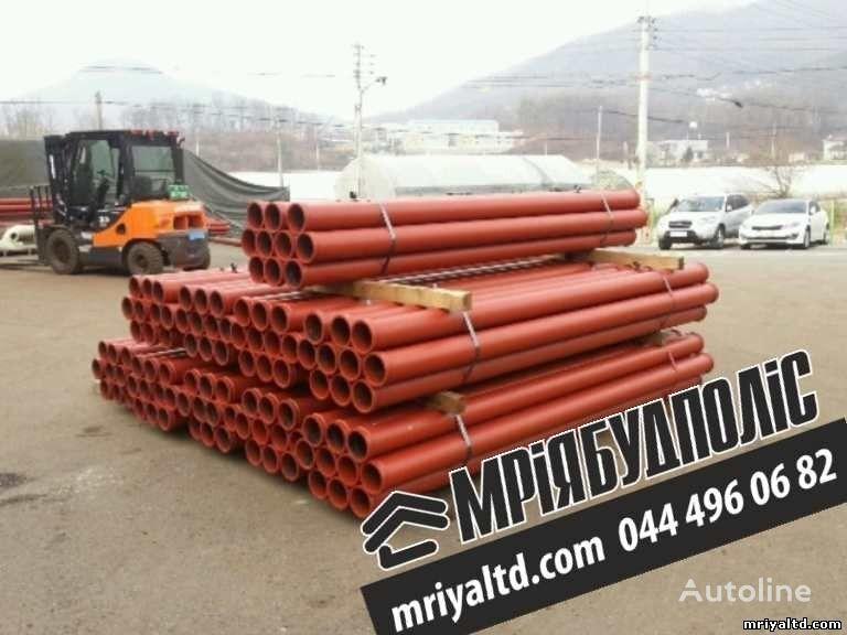 neuer Truby (stalnoy betonovod) Truby dlya podachi betona, dlya betononasosa Ersatzteile für Betonpumpe