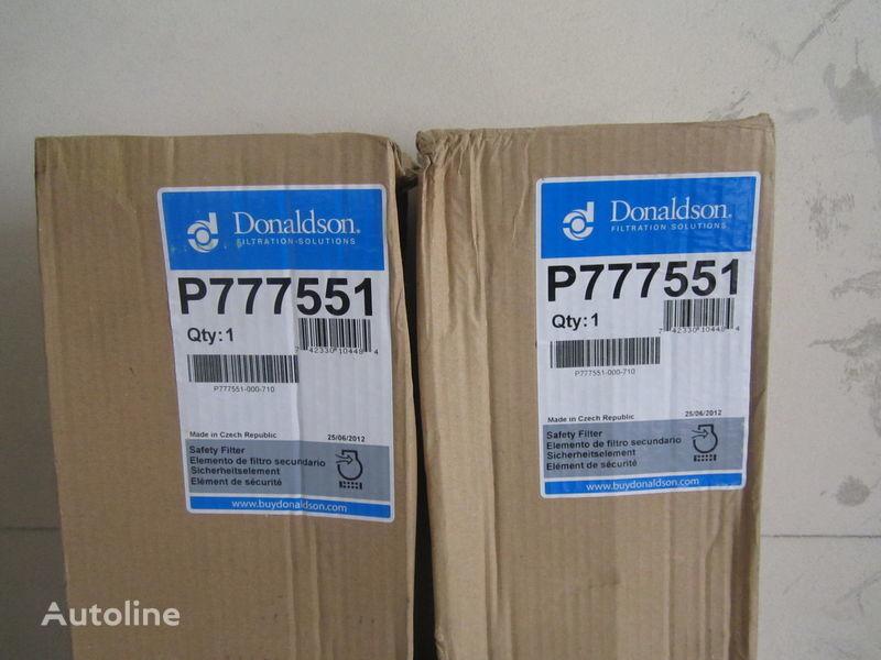 neuer Nimechchina Filtr P 777551 Ersatzteile für LKW