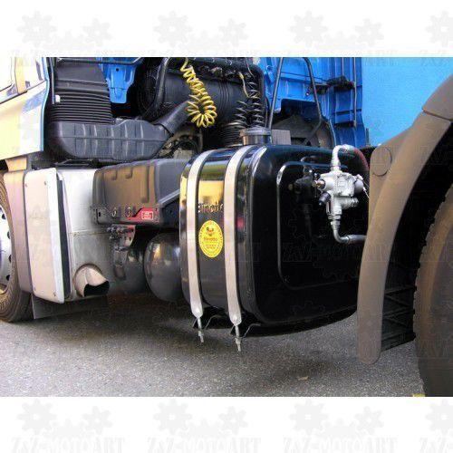 neuer komplekt gidravliki na tyagach Ersatzteile für Sattelzugmaschine