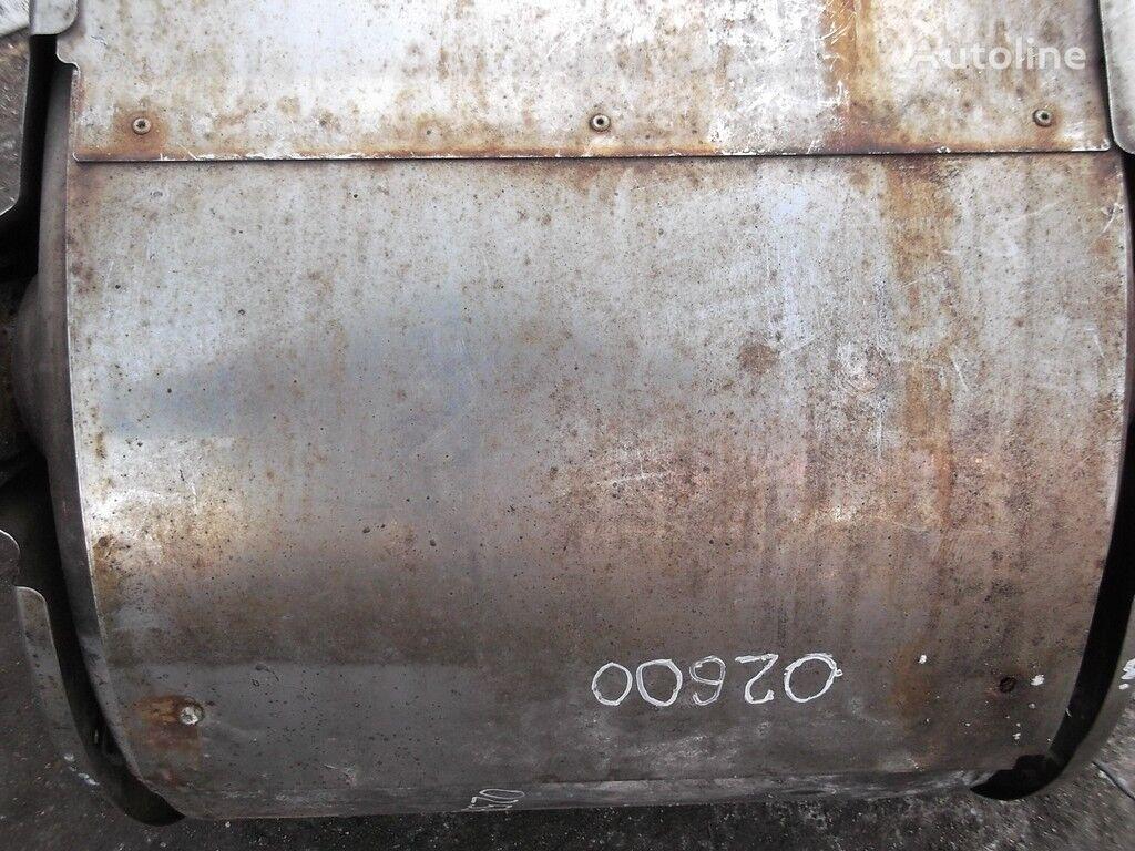 Zashchita glushitelya DAF Ersatzteile für LKW