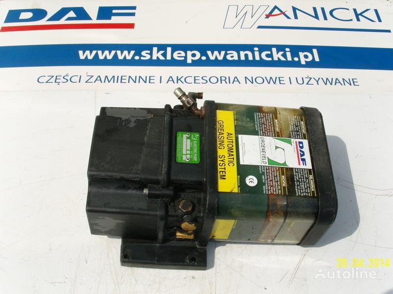DAF POMPA AUTOMATYCZNEGO SMAROWANIA, Automatic Greasing System Ersatzteile für DAF Sattelzugmaschine