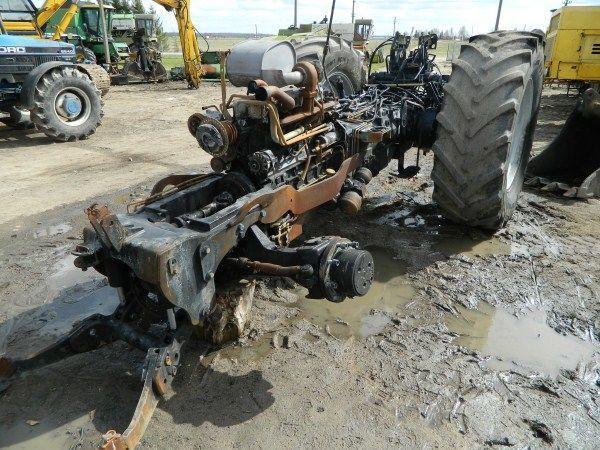 b/u zapchasti / used spare parts Ersatzteile für DEUTZ-FAHR AGROTRON 130 Traktor