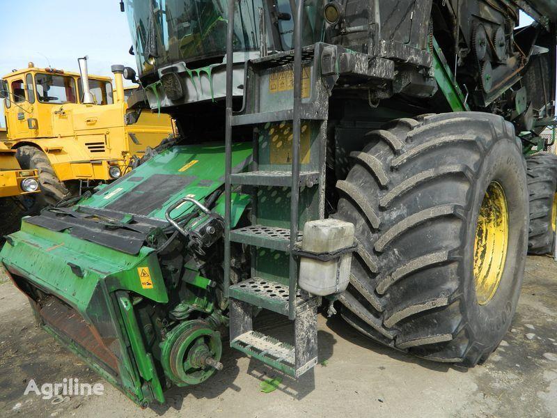 b/u zapchasti / used spare parts Ersatzteile für JOHN DEERE WTS 9640i Mähdrescher