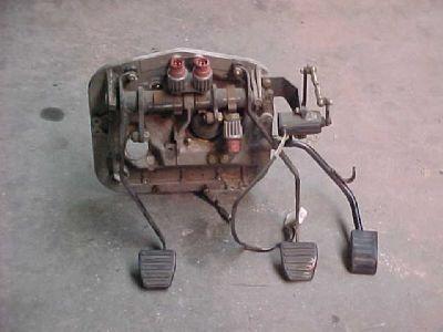 Pedalenset Ersatzteile für MAN Pedalenset F2000 LKW