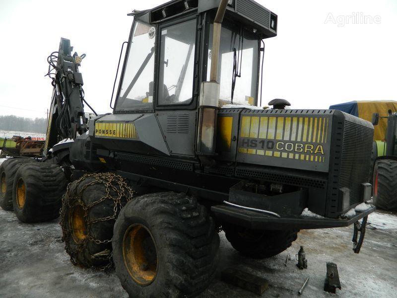 b/u zapchasti/ used spare parts Ersatzteile für PONSSE COBRA HS10 Harvester