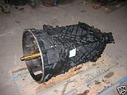ZF 16 S 151 für MAN, DAF, Iveco, Renault Getriebe