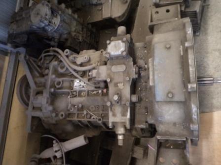 ZF 6-150c Getriebe für Bus