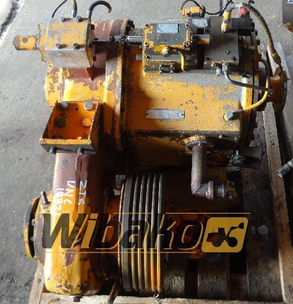 Gearbox/Transmission ZVL 4PR Getriebe für 4PR Bagger