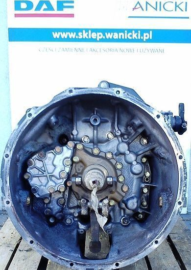 ZF MANUALNA 16S181, MANUAL GEARBOX Getriebe für DAF 85 CF XF 95 Sattelzugmaschine