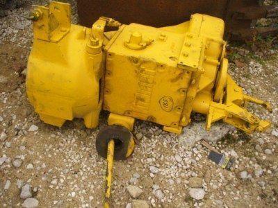 Getriebe für KRAMER 311, 411 Stapler