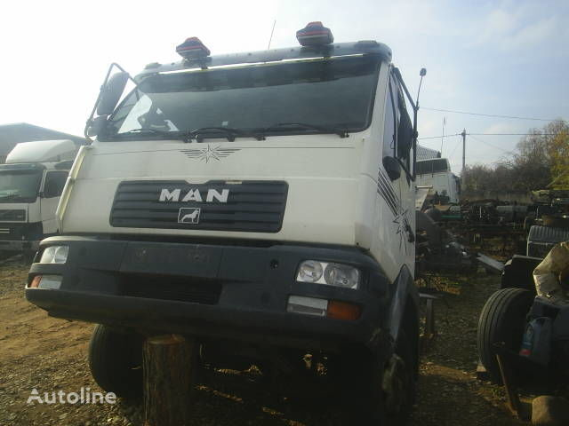 ZF S6-36 Getriebe für MAN 8.163 LKW