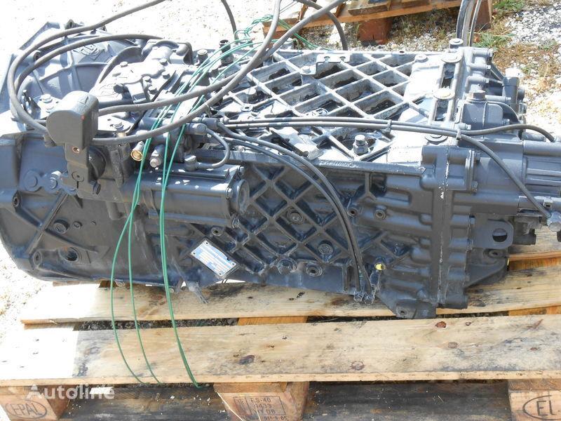 ZF 16S2220 TD-TO Part List No. 1343 001 016 Customer Spec. NR. 81.32004-6016 übers. 16,41-1,00 Getriebe für MAN TGX-TGA  LKW