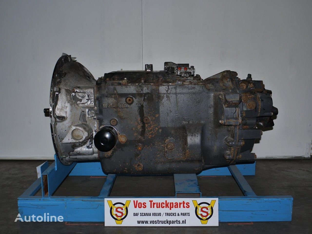 Getriebe für SCANIA Z SC-3 GRS-900 E LKW