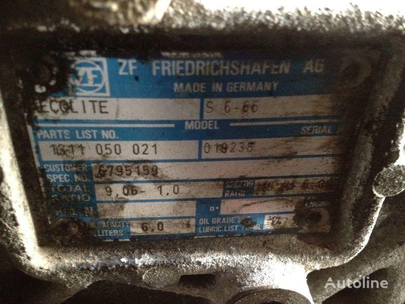 ZF ecolite s6-66 Getriebe für VOLVO fl6 LKW