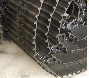neuer CHINA track shoes.track pads  For Milling And Planning Machines Gummiketten für CATERPILLAR Bagger