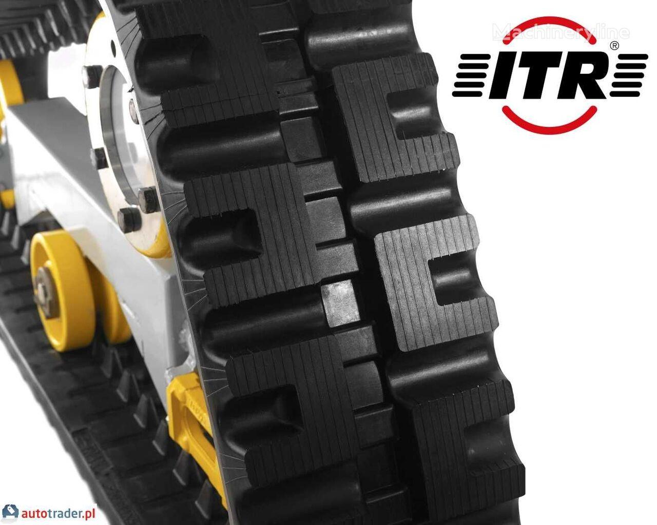 Gummiketten für ITR PEL JOB LS406 2016r ITR Minibagger