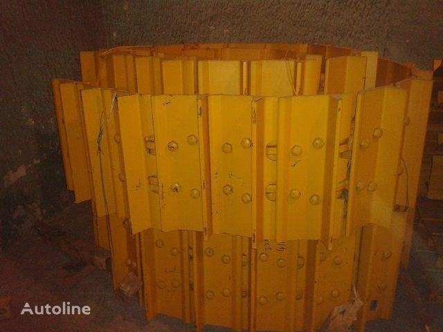 neuer Shantui Gusenica v sbore 8203MJ-371511 Gummiketten für SHANTUI SD16 Planierraupe