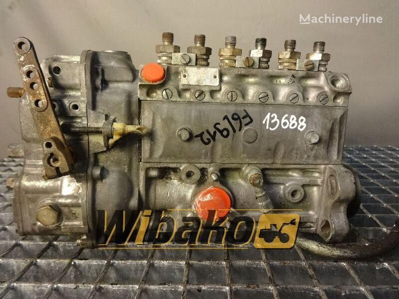 Injection pump Bosch 0400866039 Hochdruckeinspritzpumpe für 0400866039 (PES6A80D410/3RS2527) Bagger