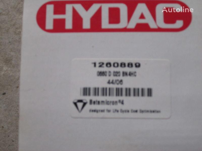 neuer Nimechchina Hydac 1260889 Hydraulikfilter für Bagger