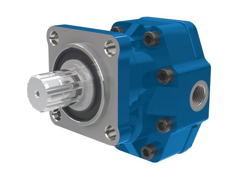 neuer Avstriya/82 l/min. Gidravlicheskie komplekty Hydraulikpumpe für Sattelzugmaschine