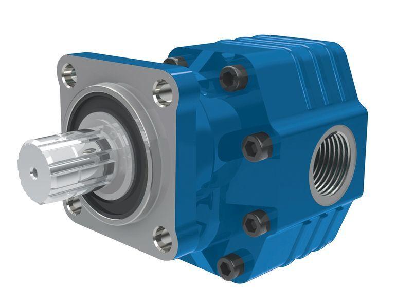 neuer BINNOTTO Italiya ISO 82 l na 4 bolta.Gidravlika dlya samosvala Hydraulikpumpe für Sattelzugmaschine
