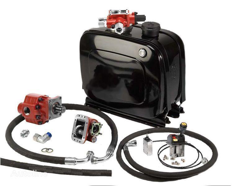 neuer ABER (Portugaliya), Steelioom (Turciya) Komplekt gidravliki Hydrauliktank für Sattelzugmaschine
