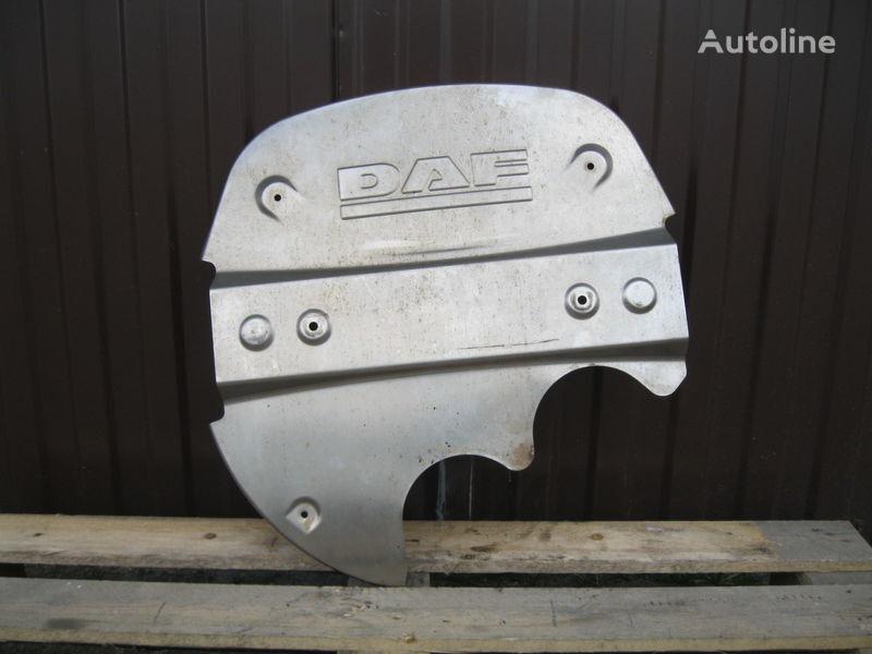 OSŁONA KATALIZATORA Katalysator für DAF XF 105 / CF 85 Sattelzugmaschine
