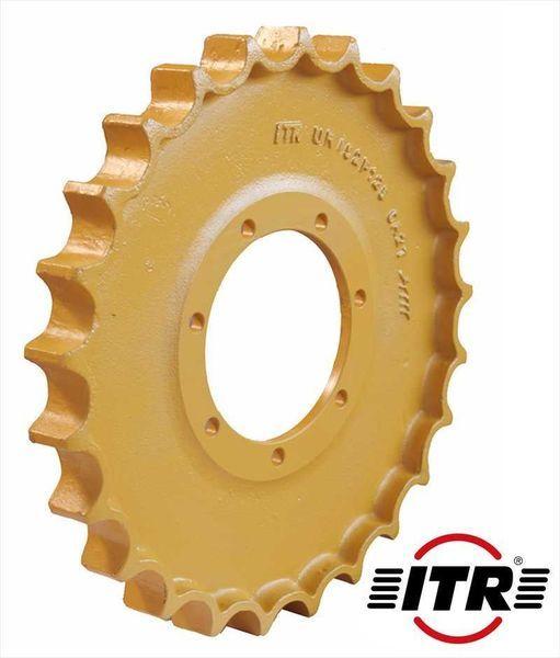 neuer Kettenrad für CASE 1188 Baumaschinen