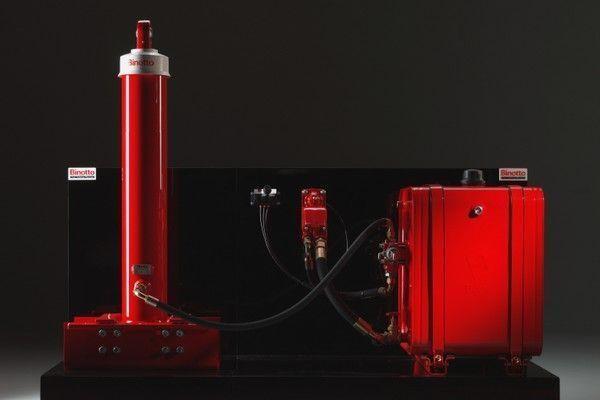Binotto Kipperhydraulik für Binotto