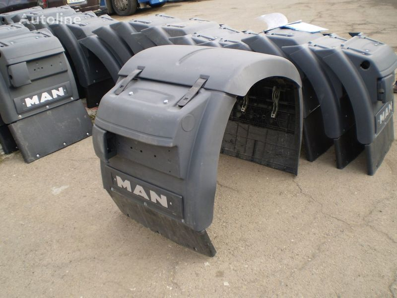 neuer mosta Kotflügel für MAN TGA Sattelzugmaschine