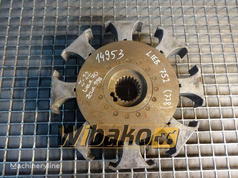 Coupling Liebherr 752 Kupplungsscheibe für 752 (22/70/390) Andere Baumaschinen