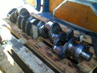 KORBOWY SCANIA R Kurbelwelle für Sattelzugmaschine