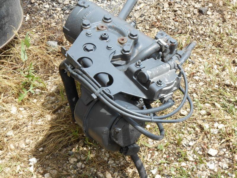 NR. 8099955612 IVECO TRAKKER 2/3/4/Achser STRALIS 2/3/4 Achser Lenkgetriebe für IVECO TRAKKER AD/AT LKW