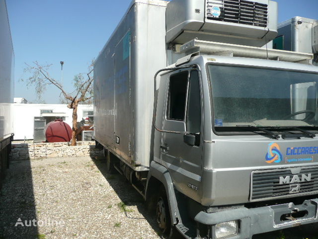 MAN Motor 10.163 D0824LFL09. Getriebe 6 Gang ZFS6-36 Motor für LKW