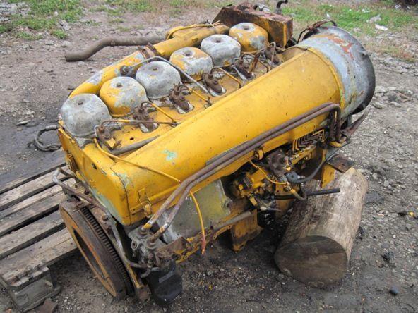 Deutz BF6L913 Motor für Bagger