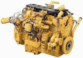 neuer Motor für CATERPILLAR Planierraupe