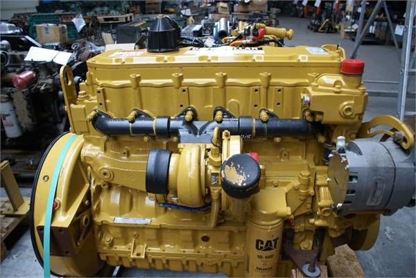 Motor für CATERPILLAR 3126 Bagger