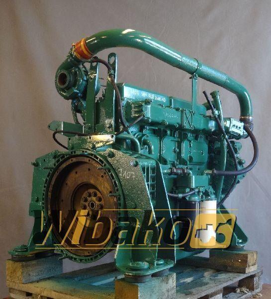 Engine Volvo D6A250 Motor für D6A250 Andere Baumaschinen