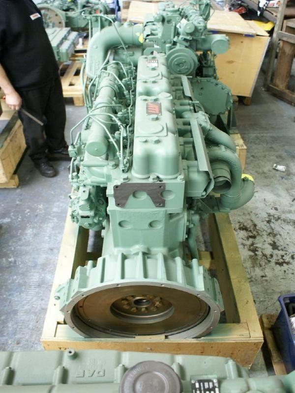Motor für DAF WS 222 Andere Baumaschinen