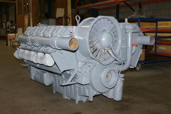 Motor für DEUTZ F10L513 Andere Baumaschinen
