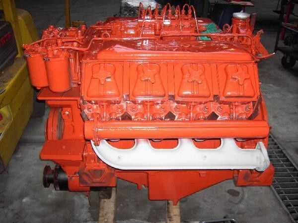 Motor für DEUTZ F8L714 Andere Baumaschinen