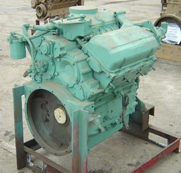 Motor für Detroit 6V53 Andere Baumaschinen
